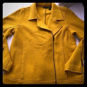 Tahiti Bright Mustard jacket Large